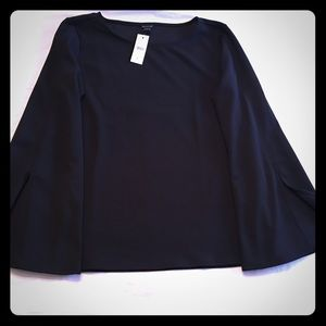 Ann Taylor brand new black top